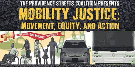 Mobility Justice: Movement, Equity, and Action tickets