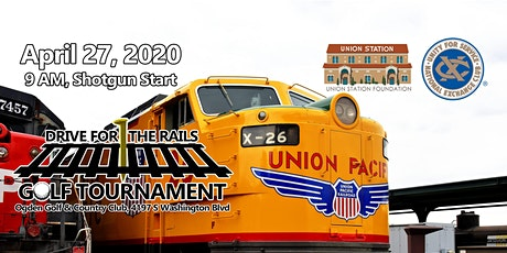 Drive for the Rails Golf Tournament April 27 tickets