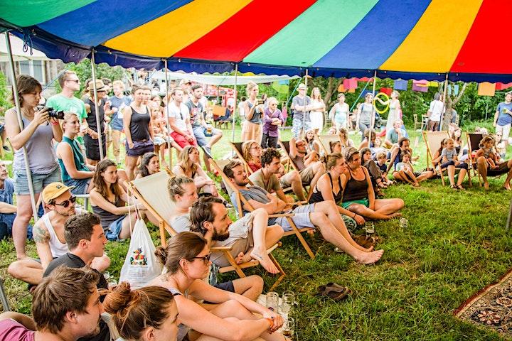 Rosa Laub Festival 2021 • Vornbach am Inn: Bild