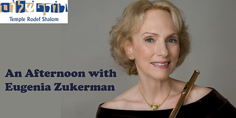 An Afternoon with Eugenia Zukerman tickets