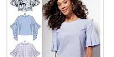 Sewing & Garment Construction w/Josephine tickets