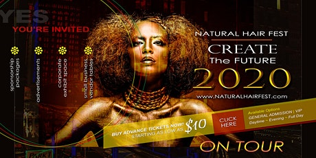 NATURAL HAIR FEST NEW YORK tickets
