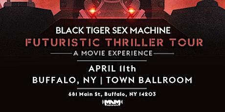 Black Tiger Sex Machine tickets