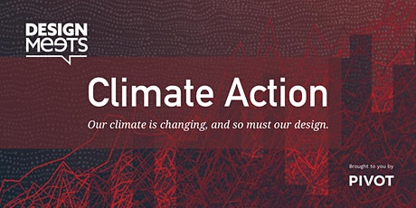 DesignMeets: Climate Action tickets