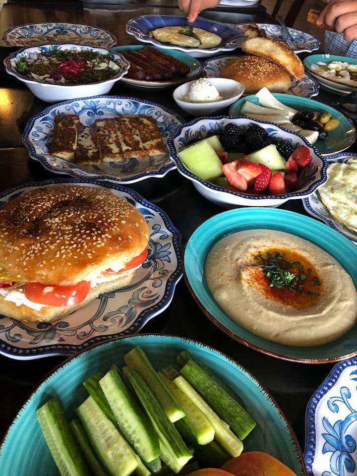 Start your Day with Spice Up: Syrian Breakfast Edition at Mazah Eatery! image