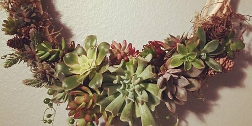 Succulent Dream Catcher Wreaths