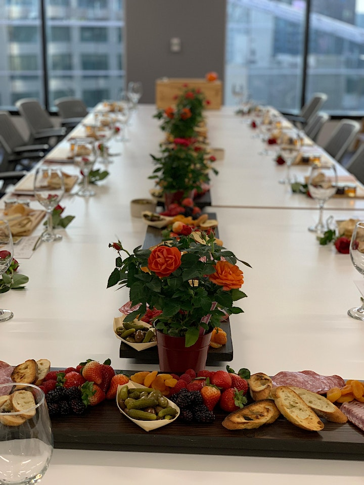 Mother's Day Cheese/Charcuterie Board Workshop image