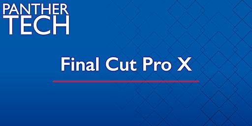 Final Cut Pro X - Clarkston - CH 2160