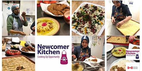 Newcomer Kitchen's Fun with Falafel Workshop at the Depanneur tickets