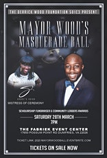 Mayor Wood's Masquerade Ball in Dumfries VA  tickets