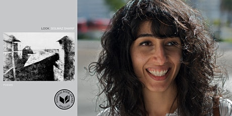 Postponed: Solmaz Sharif Poetry Reading with Q&A tickets