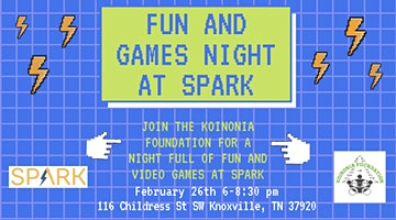 SPARK Game Night