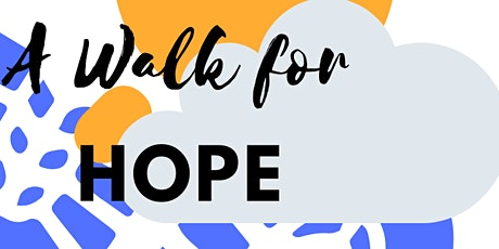 A Walk for Hope tickets