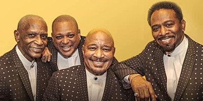 STYLISTICS WITH PEACHES & HERB IN RANCHO MIRAGE ON MARCH 22