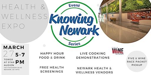 Knowing Newark: Health & Wellness