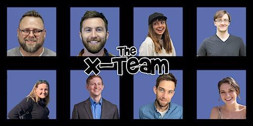 The KC Improv Comedy Show w/ The X-Team