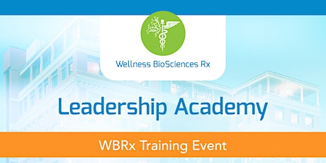 WBRx June Leadership Academy Training Event tickets