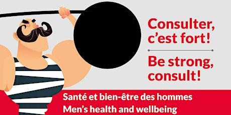 Journée thématique sur la santé et le bien-être des hommes billets