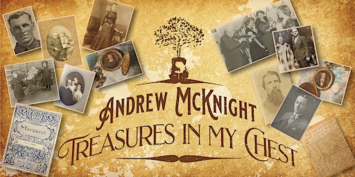 Andrew McKnight CD/Book Release Concert
