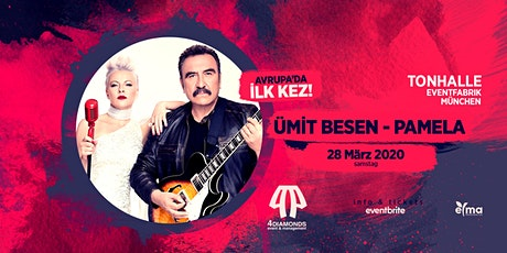 ÜMIT BESEN-PAMELA tickets