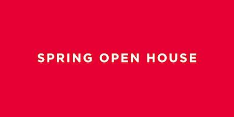 Random House's Spring Open House tickets