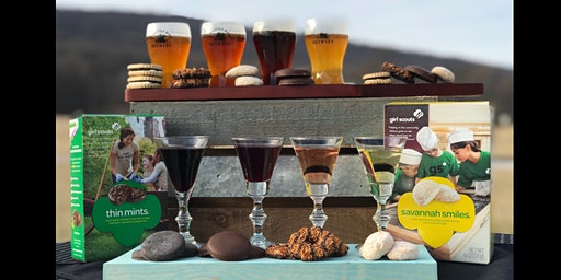 Girl Scout Cookie & Wine/Beer Pairing