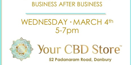 Grand Opening - Your CBD Store tickets