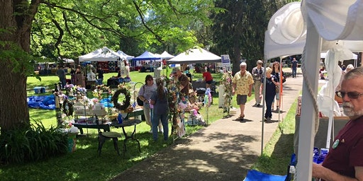 Mt. Carroll Mayfest Arts/Craft Vendor Sign Up