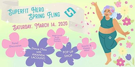Superfit Hero Spring Fling tickets