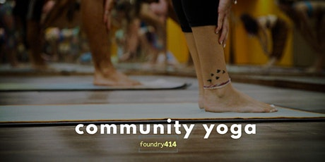 FREE Slow Flow Yoga tickets