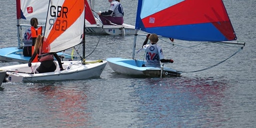 YOUTH STAGE 3  and 4 RYA sailing Course 2020