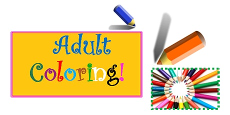 Adult Coloring tickets