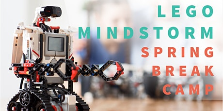LEGO Mindstorms Spring Break Camp - PROGRAM CANCELLED tickets