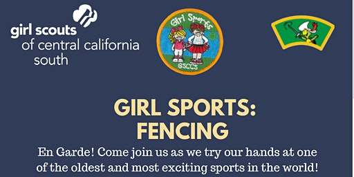 Girl Sports: Fencing - Fresno