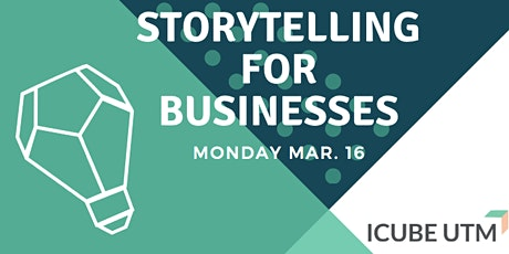 Storytelling for businesses tickets