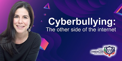 "Conferencia ""Cyberbullying: la otra cara del internet""."