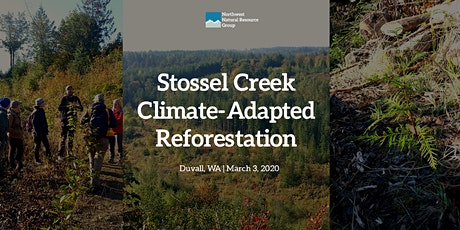Stossel Creek Climate Adaptation Workshop tickets