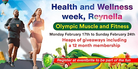 Health and Wellness Week tickets
