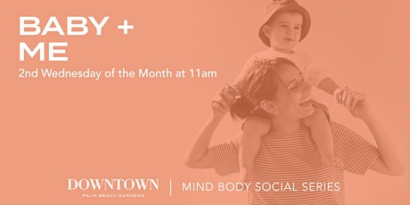 Sensory Play with Itsy Bitsy Bashes at Downtown Palm Beach Gardens tickets