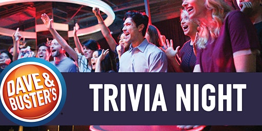 Trivia Night - D&B Fresno 2/18