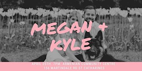 Megan & Kyle's Stag & Doe tickets