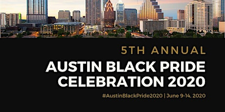 Austin Black Pride Celebration 2020 tickets