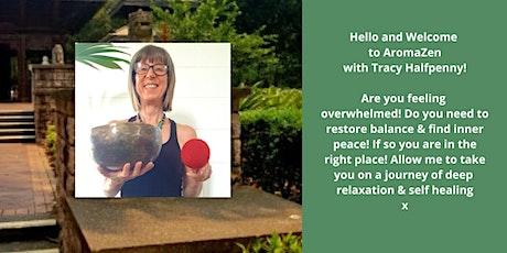 aromaZen With Tracy Halfpenny tickets
