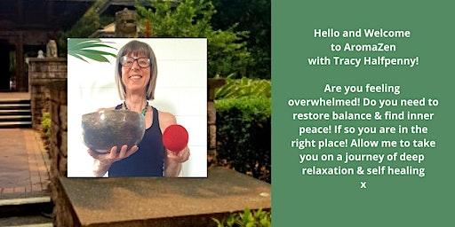 aromaZen With Tracy Halfpenny