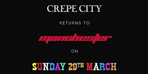 Crepe City Manchester Sneaker Festival 2020