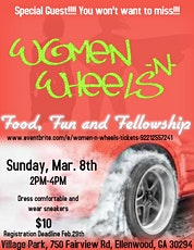 Women N Wheels tickets