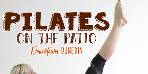 Pilates on the Patio