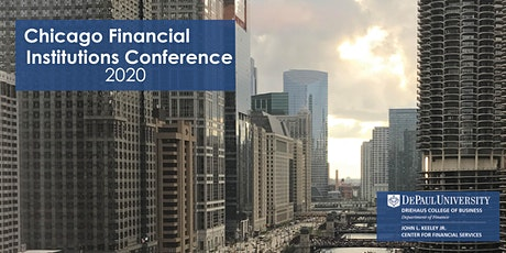 Chicago Financial Institutions Conference 2020 tickets