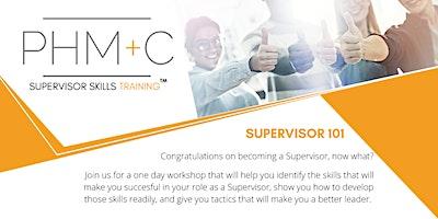Supervisor 101