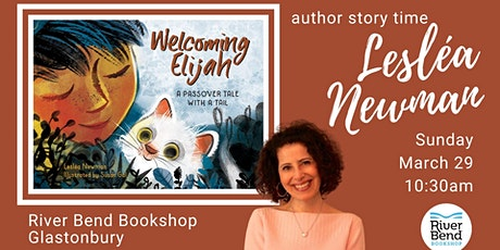 Author Story Time with Lesléa Newman tickets